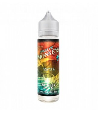 Twelve Monkeys Twelve Monkeys - Tropika | 50ml