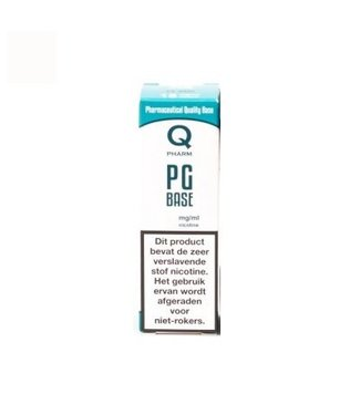 Qpharm - 100% PG Base | 10ML