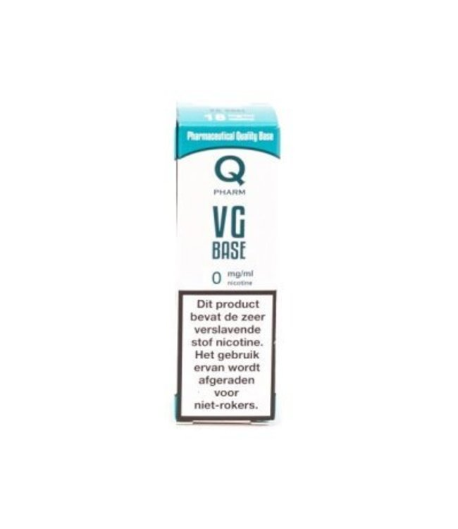QPHARM - 100% VG BASE | 10ML