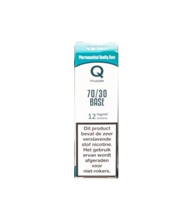 QPHARM - 70/30 PG/VG BASE | 10ML