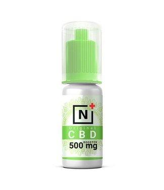 N+ - CBD Booster - 500mg | 80PG/20VG