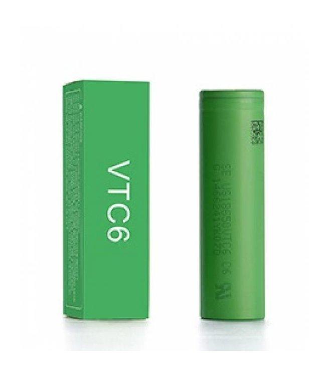 Sony VTC6 18650 Batterij 3000mAh 30-A