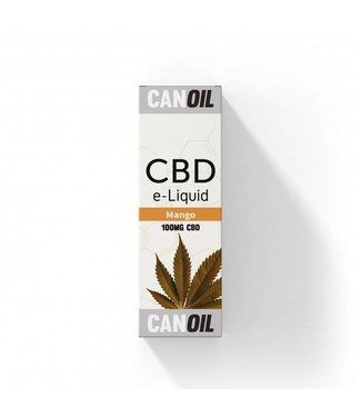 CanOil CBD  Canoil CBD E-liquid Mango CBD