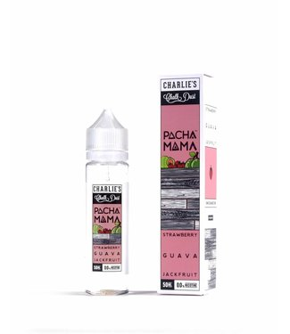 Pacha Mama Pacha Mama - Strawberry, Guava, Jackfruit | 50ml
