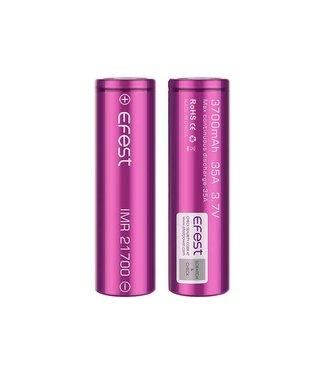 Efest Efest 21700 Batterij 3700mAh 35A