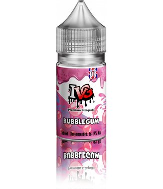 I VG I VG - BUBBLEGUM - 30ML FLAVOR