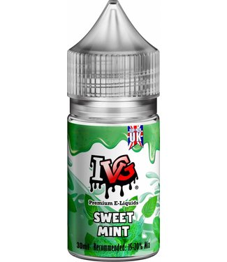 I VG I VG - SWEET MINT - 30ML FLAVOR
