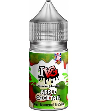 I VG I VG - APPLE COCKTAIL - 30ML FLAVOR