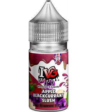I VG I VG - APPLE BLACKCURRANT SLUSH - 30ML FLAVOR