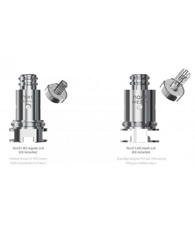Smok SMOK  Nord - Coils - 5pcs