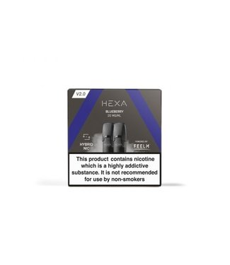 Hexa HEXA 2.0 | Pods  - Blueberry