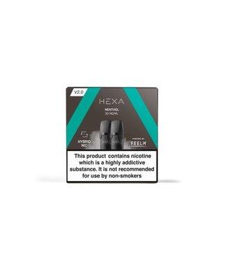 Hexa HEXA 2.0 | Pods - Menthol
