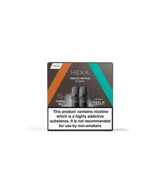 Hexa HEXA 2.0 | Pods - Tobacco Menthol