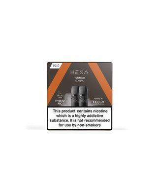 Hexa HEXA 2.0 | Pods - Tobacco