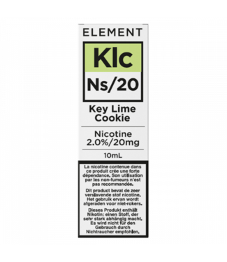 Element Element Ns20  | Key Lime Cookie - 20mg - 10ml