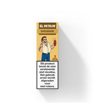 El Patrón  EL PATRÓN - EXPLOSIVOS