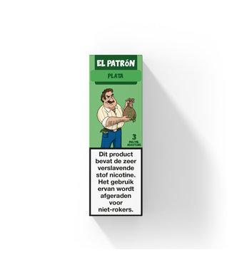 El Patrón  EL PATRÓN - PLATA