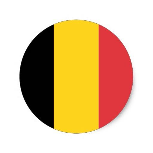 Beglische vlag