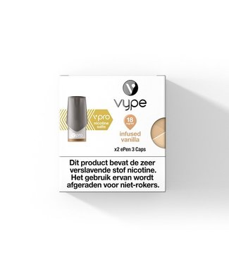 Vype Vype Infused Vanilla ePen 3 pods