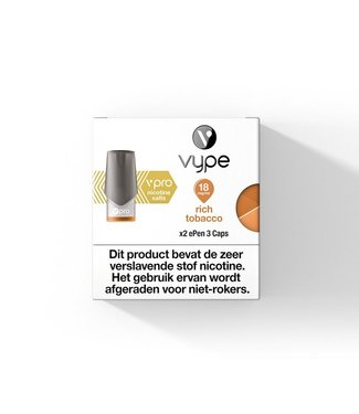 Vype Rich Tobacco ePen 3 pods