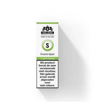 Millers Juice  Millers Juice Silverline - Groene Appel