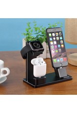 Oplaadstation voor iPhone / Airpods en Apple Watch