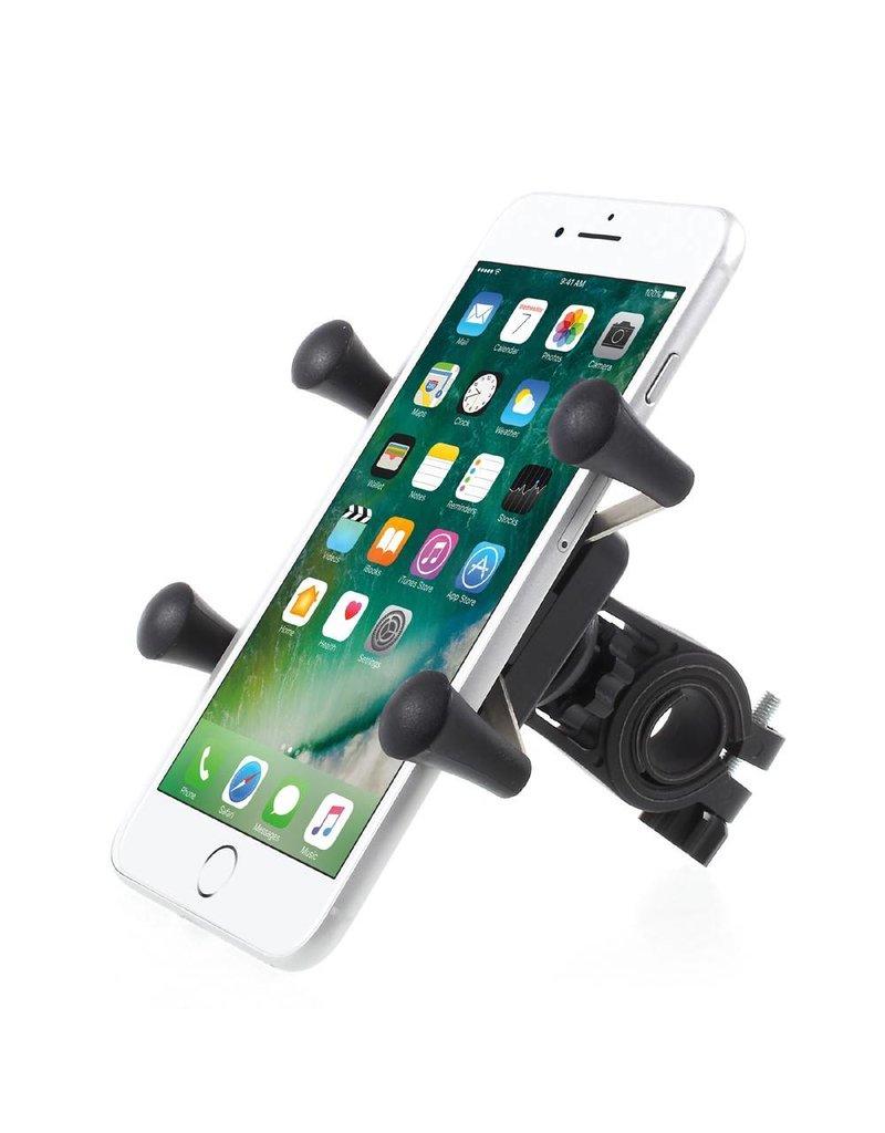Universele fietshouder 360 graden draaibaar 58 - 85mm