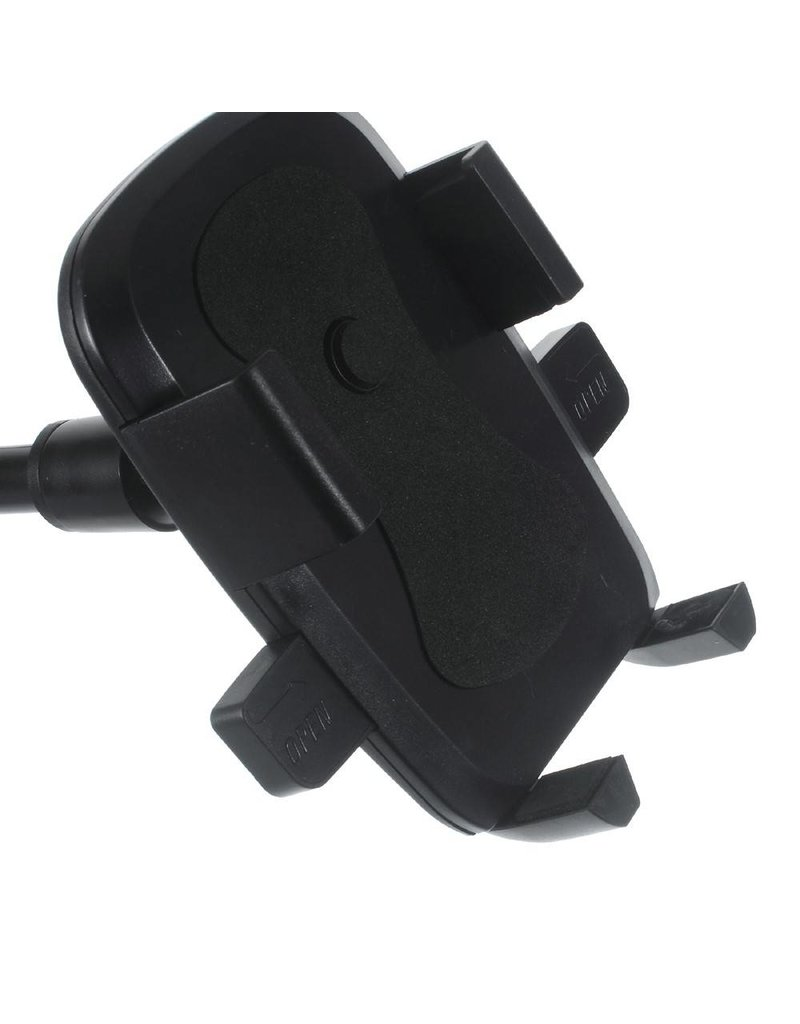 Auto telefoonhouder met zuignap 58 - 81mm