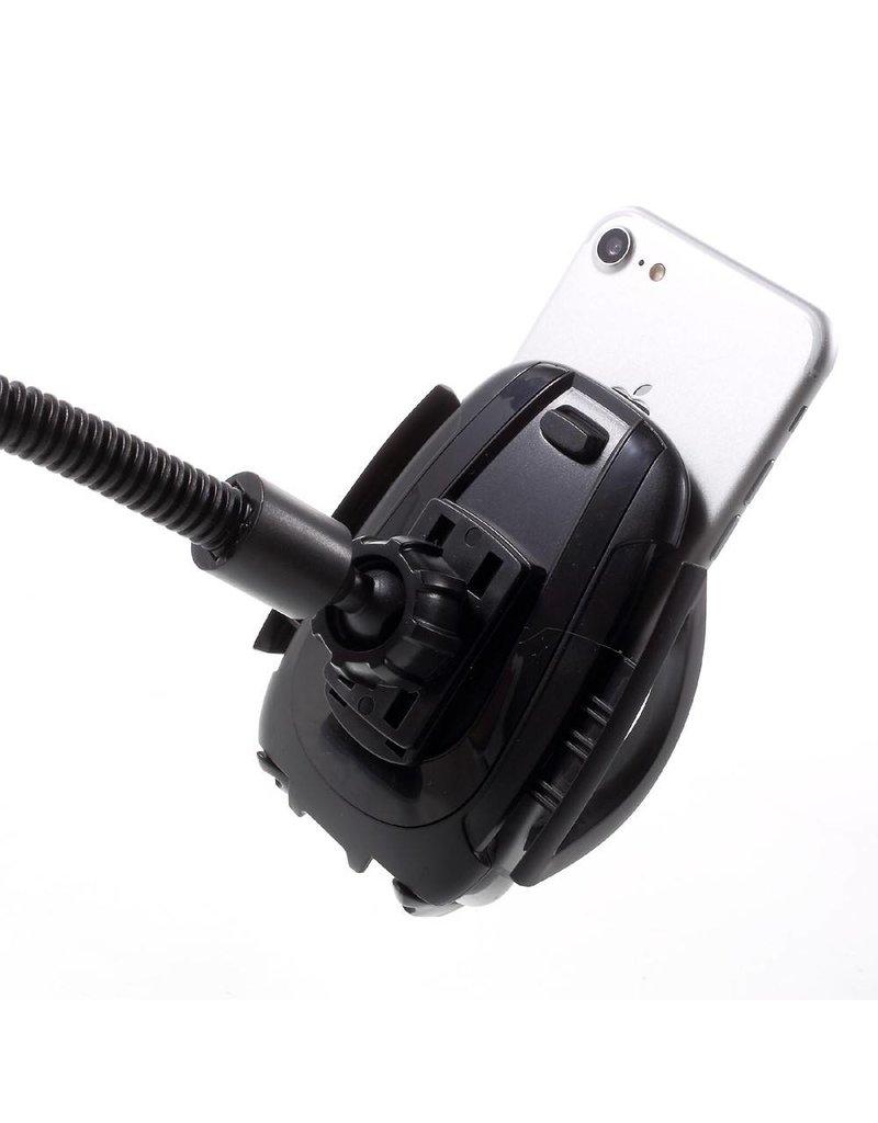 JS-028 dual arm auto telefoonhouder