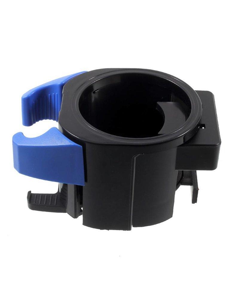 2-in-1 Telefoonhouder en bekerhouder - ventilatierooster