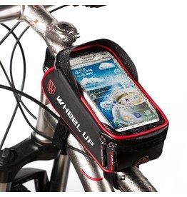 Wheel Up Waterdichte fietshouder tot 6 inch smartphones