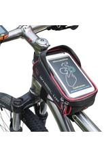 Wheel Up Wheel Up Waterdichte fietshouder tot 6 inch smartphones