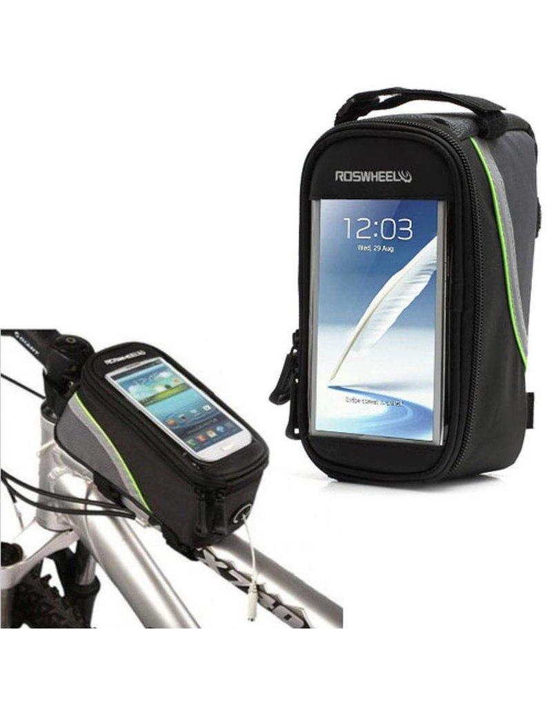5.5 inch fiets stang telefoonhouder