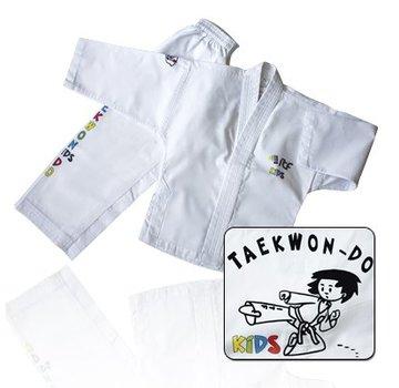 Fuji Mae Taekwon-Do kids pak en Boek