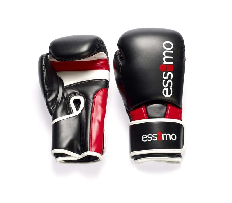 Pro Fight Boxing Gloves met Wrist Lock System