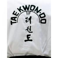 ITF Approved Boo Sabum Taekwon-Do pak / dobok Ribstof