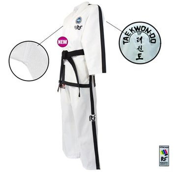 Fuji Mae OP=OP  - ITF Approved Sabum Taekwon-Do pak / dobok Ribstof