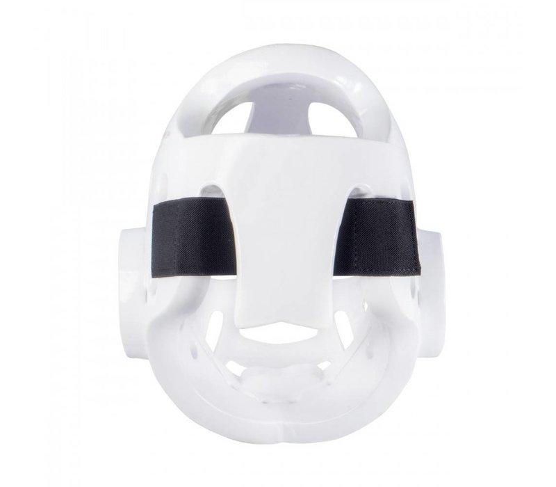 Foam hoofdbeschermer met vizier