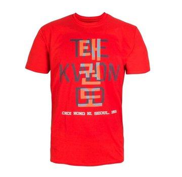 Fuji Mae ITF Taekwondo T-Shirt. Kanji