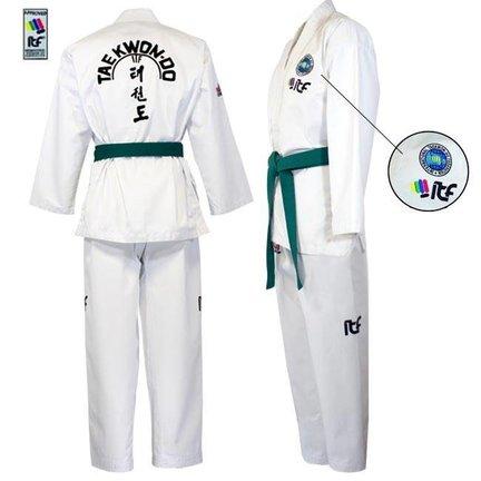 ITF approved TaekwonDo pakken