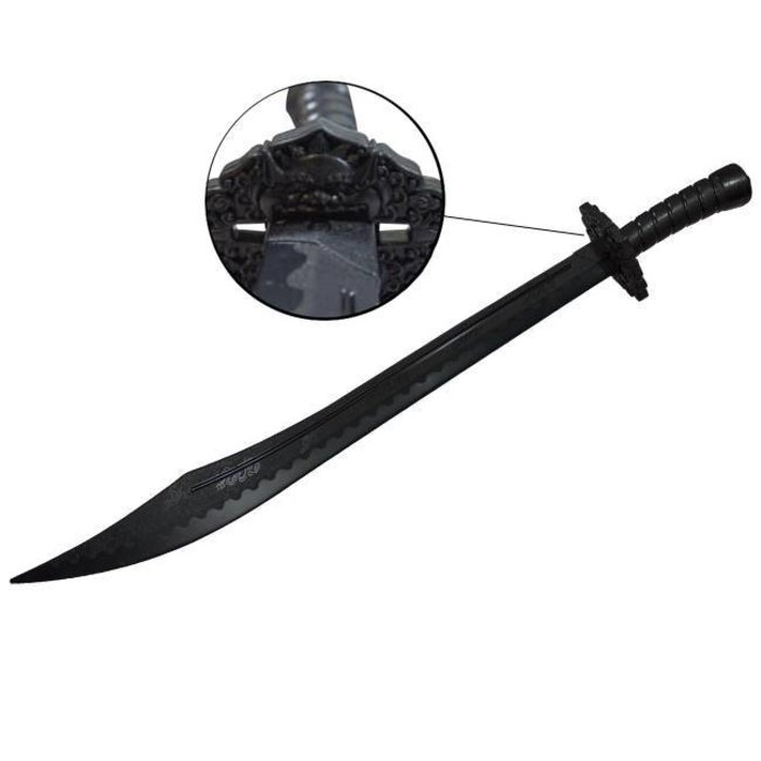 Kunststof zwaarden