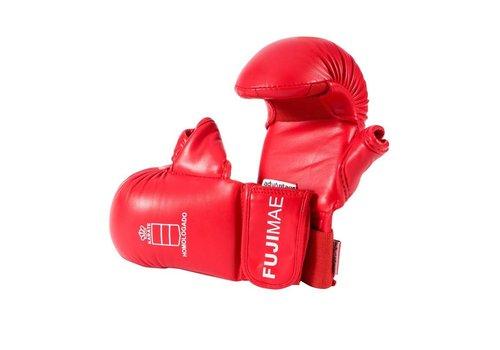 Advantage Karate Mitts with Thumb. RFEK