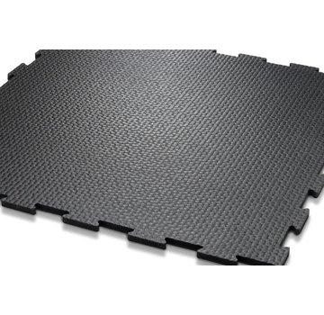 Rubber Puzzelmatten zwart- Gratis verzonden