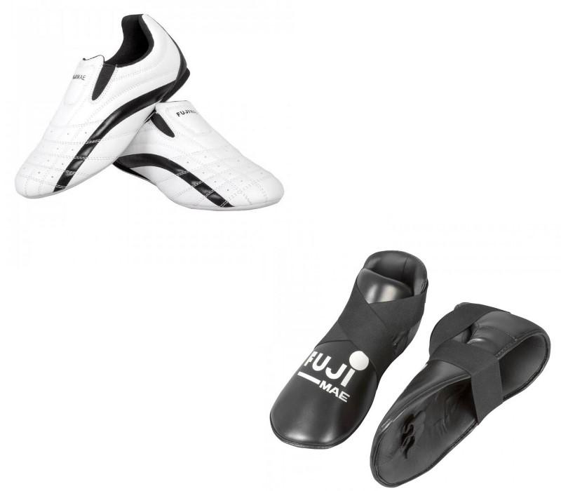 maattabel schoenen en voetbeschermers