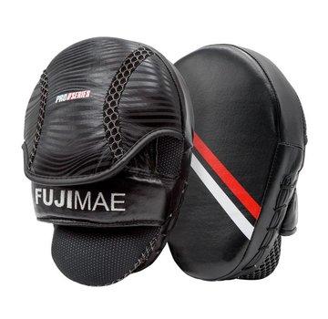 Fuji Mae Coaching mitts boxing Pro - leder