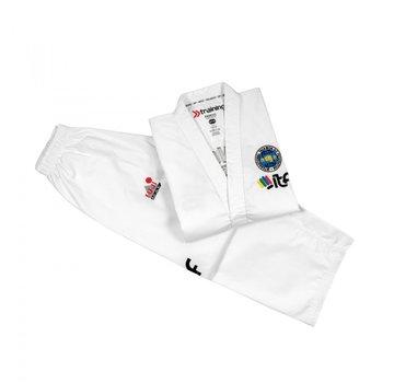 Fuji Mae ITF Approved Taekwon-Do pak training