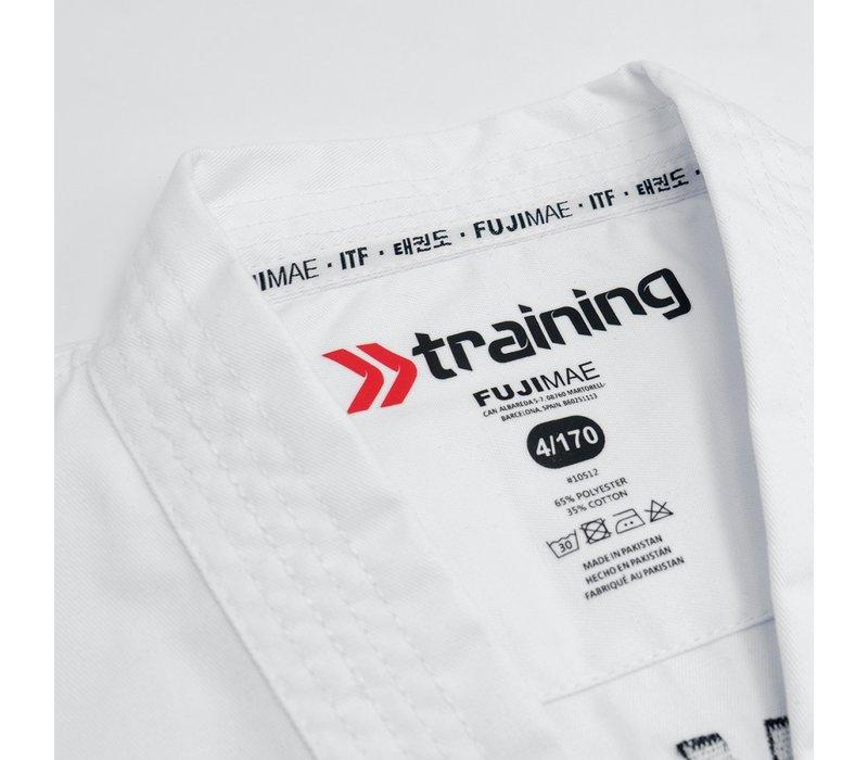 ITF Approved Taekwon-Do pak training
