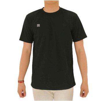 Mooto Cool Round T-Shirt zwart - M (170 Cm) OP=OP