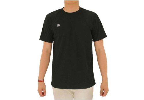 Mooto Cool Round T-Shirt zwart