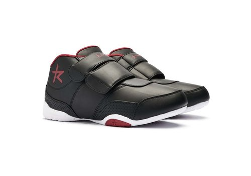 Ringstar Fight Pro V2 Sparring schoenen zwart/rood